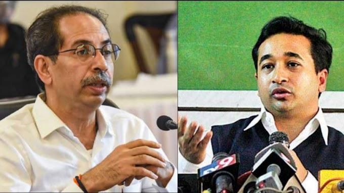 मग स्वतः ला मर्द म्हणने बंद करा नितेश राणे यांनी सरकार वर टीका | Marathi News Live | Letest Marathi News