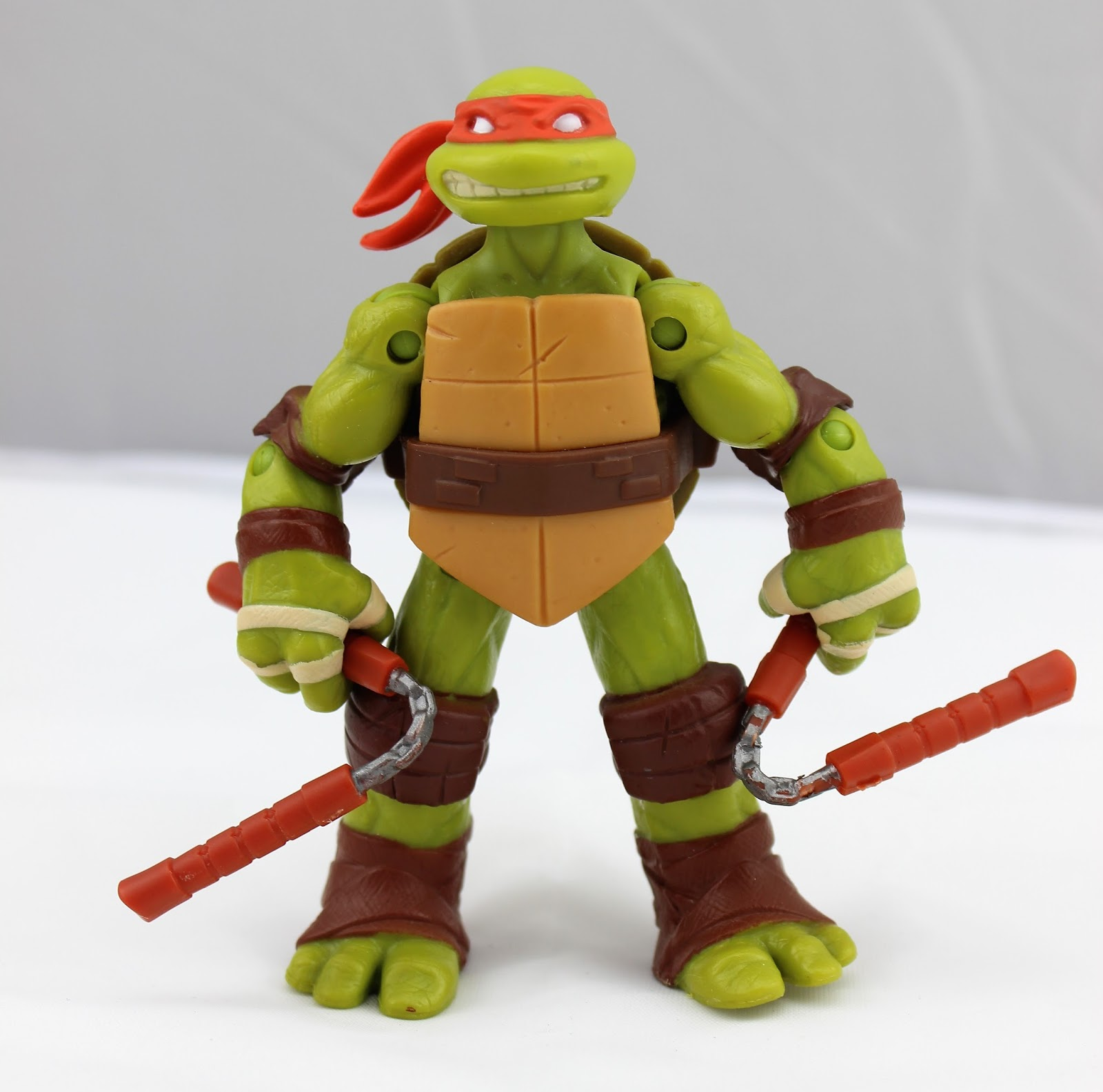 Jay S Toy Shelf Playmates Toys Michelangelo Tmnt 2012 Series