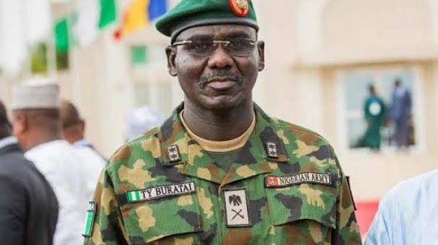 Buratai Meets Governor Buni On Strategic Engagements,  Assures Improved Security