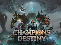 Download Champions Destiny Mod Apk Android MOBA v2.0 (Radar Hack)