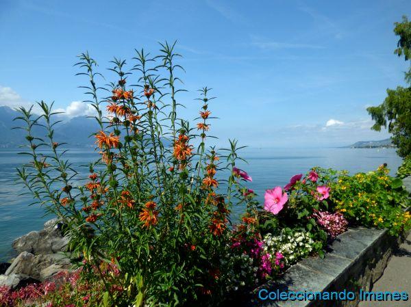 Un paseo turístico por Montreux