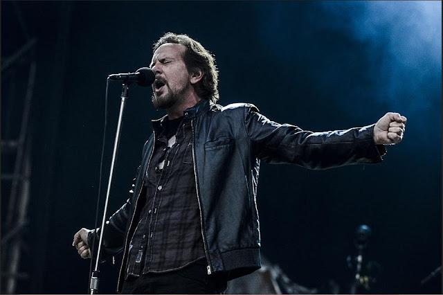 Pearl Jam Dance of the Clairvoyants Lyrics