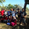 Pj Kepala Desa Pattopakang Gerakkan Aparat dan KKLP STIFA Tindak Lanjuti Program Bupati Takalar ( TASAMARA)