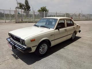 Jual Mobil Klasik Toyota Corolla TE 31 Year 1979 Simpanan Kolektor