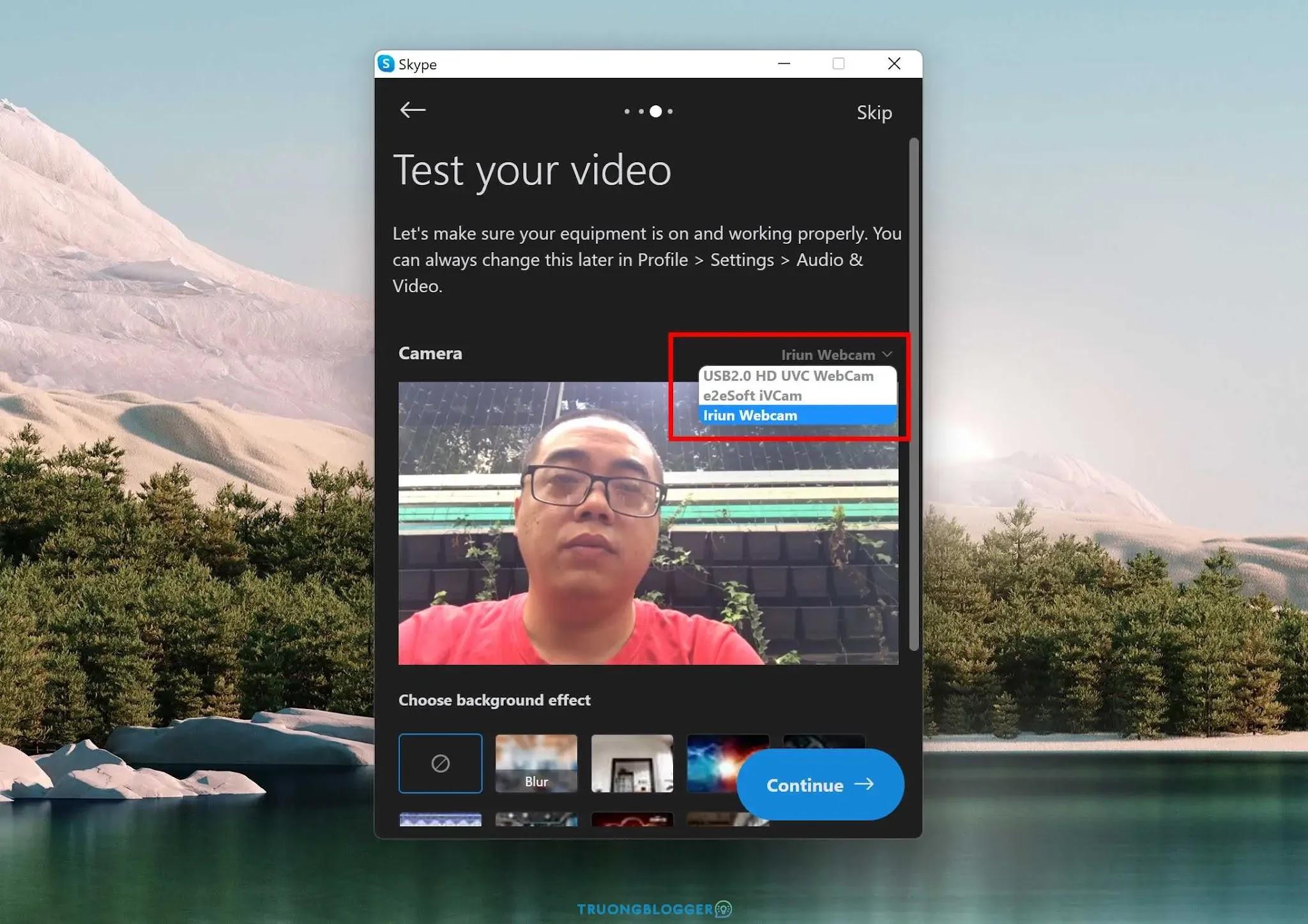 Cách biến điện thoại Android/iOS thành Webcam đơn giản nhất