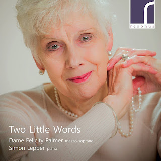 Two Little Words - Felicity Palmer - Resonus Classics