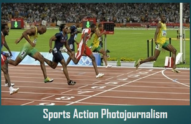 Types of Photojournalism Sports Action Photojournalism