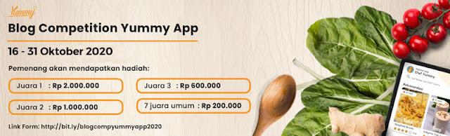 lomba-blog-yummy-app