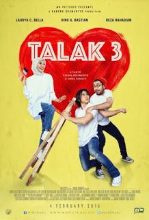 Free Download Film Talak 3 Full Movie Gratis