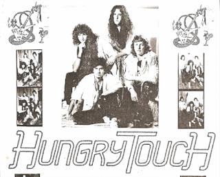"""Το lyric video των Hungry Touch για το τραγούδι Riding High"""" από τον δίσκο """"Shake The System"""""""