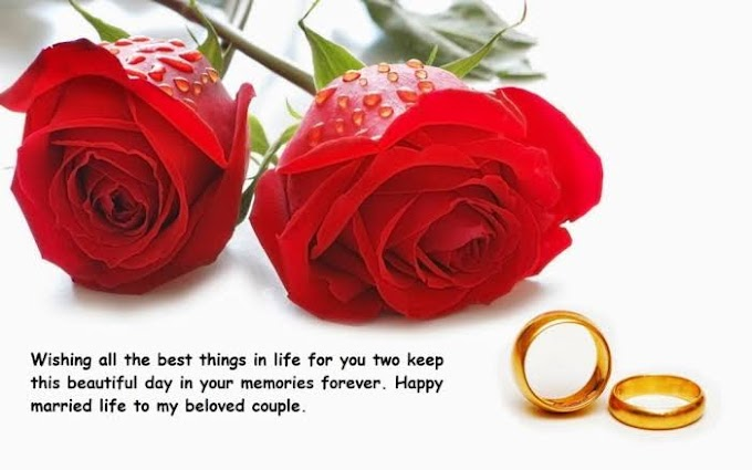 250+ Best Wedding Wishes, Messages and Quotes For Friends and Family