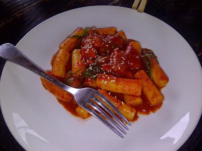 Resep Kue Beras Korea Sederhana