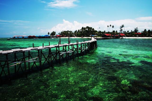 5 Pantai Paling  Indah Yang Cocok Untuk Bulan Madu di Indonesia-Pulau Tidung – Kepulauan Seribu
