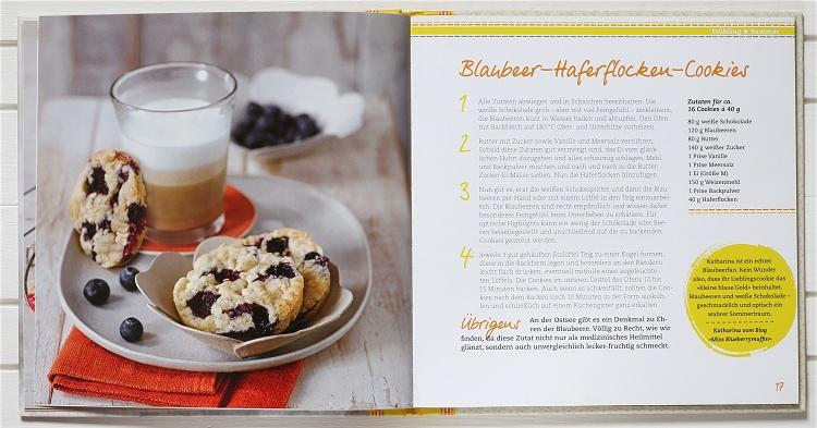 Rezension/Buchvorstellung knusperreich Cookies 3