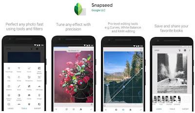 aplikasi edit gambar android terlengkap