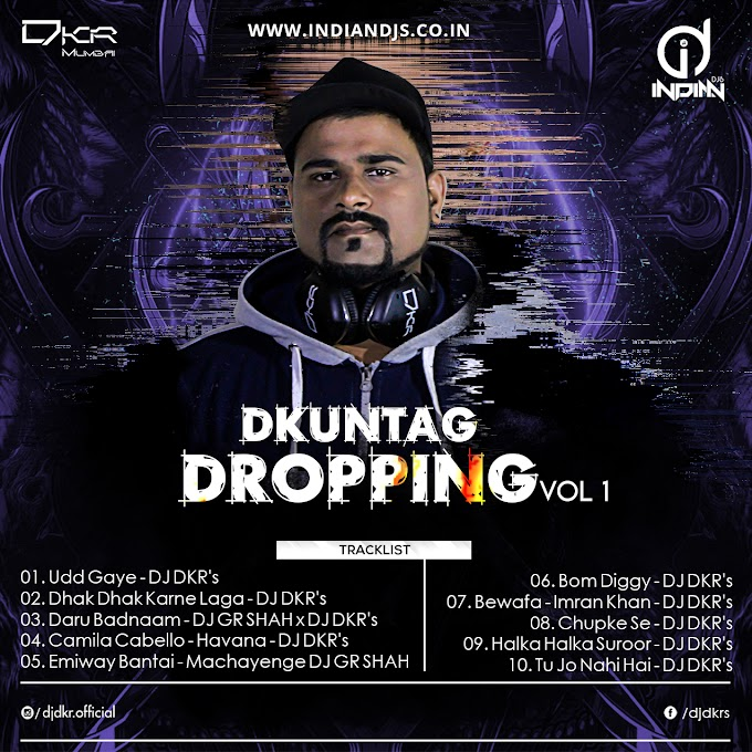 Dkuntag Dropping Volume - 1