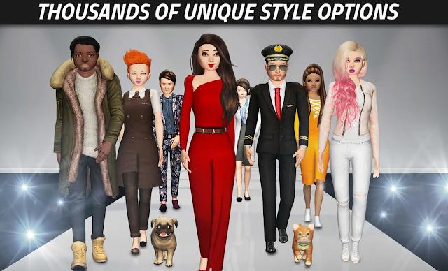 6 Daftar Game Android Simulasi Kehidupan Terbaik Offline Dan Online