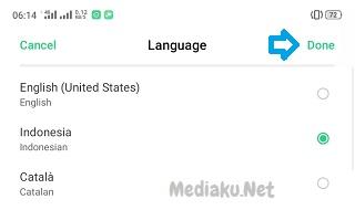 Cara Mengubah Bahasa Di HP Realme 5i