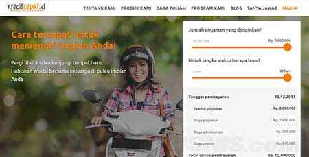 Cara Menghubungi KreditCepat Pinjaman Dana Online