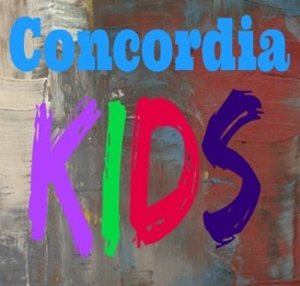 Children's Ministry at Concordia Lutheran Church, Conover NC
