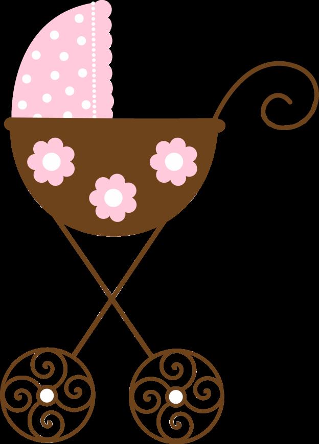 Dibujos Shower De Colorear Para Baby
