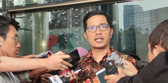 Diminta Jokowi Kaji Draf Revisi, KPK Minta Kemenkumham Tak Hasilkan Keputusan Prematur