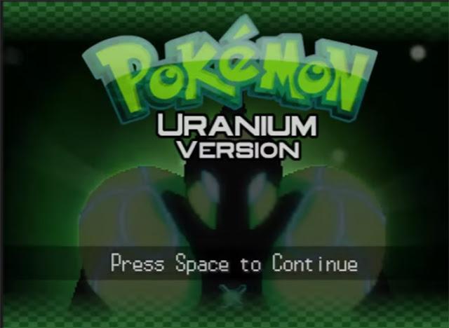 Luego de 9 años, fans crean un nuevo juego: Pokémon Uranium
