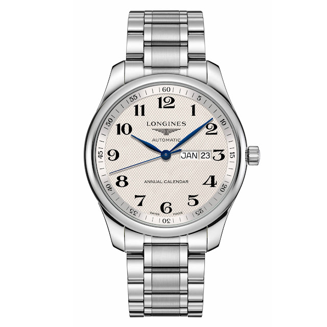 Longines Master Collection Annual Calendar 42mm
