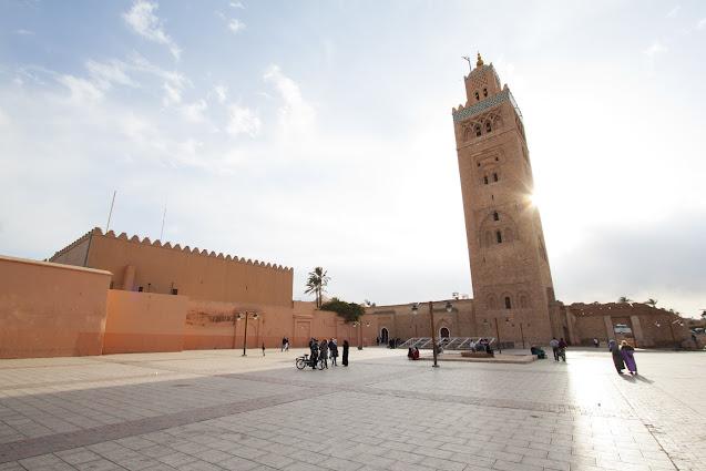 Koutoubia-Marrakech