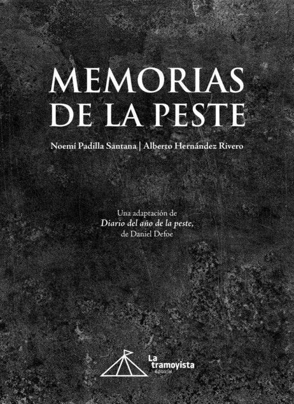 Memorias de la Peste book cover