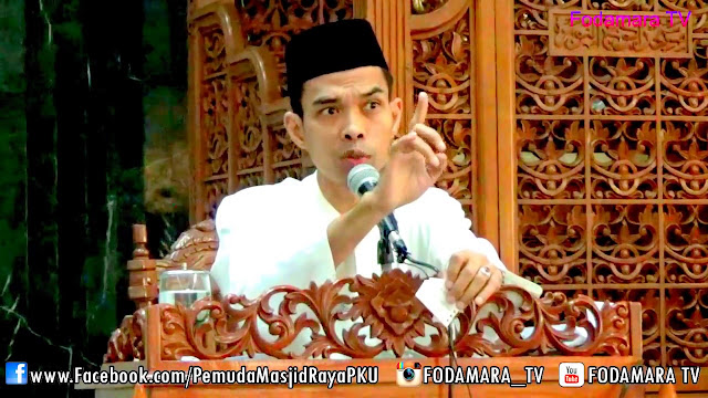 Ustadz Abdul Somad Diundang Keluarga Presiden Jokowi
