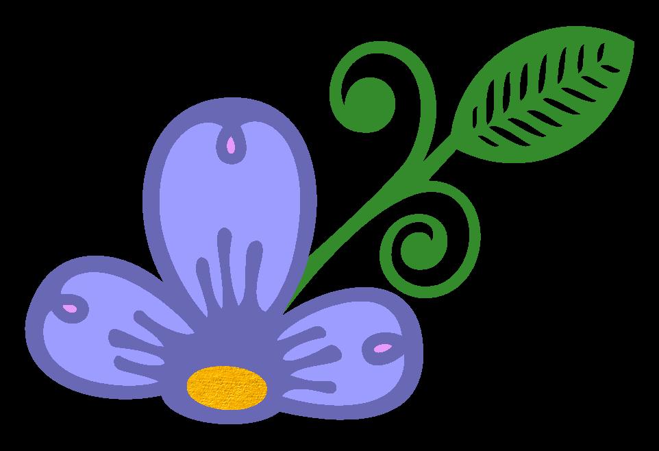 Clipart Blume 1