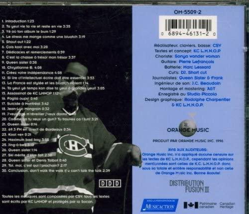 KC L.M.N.O.P.  Ta Yeul (album)  #PMRC PunkMetalRap.com