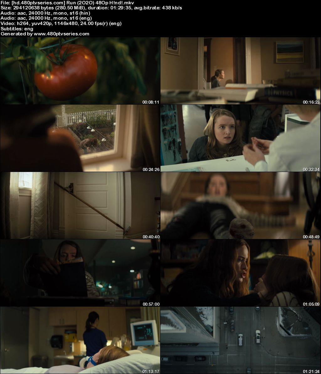 Run (2020) 300MB Full Hindi Dual Audio Movie Download 480p Web-DL Free Watch Online Full Movie Download Worldfree4u 9xmovies