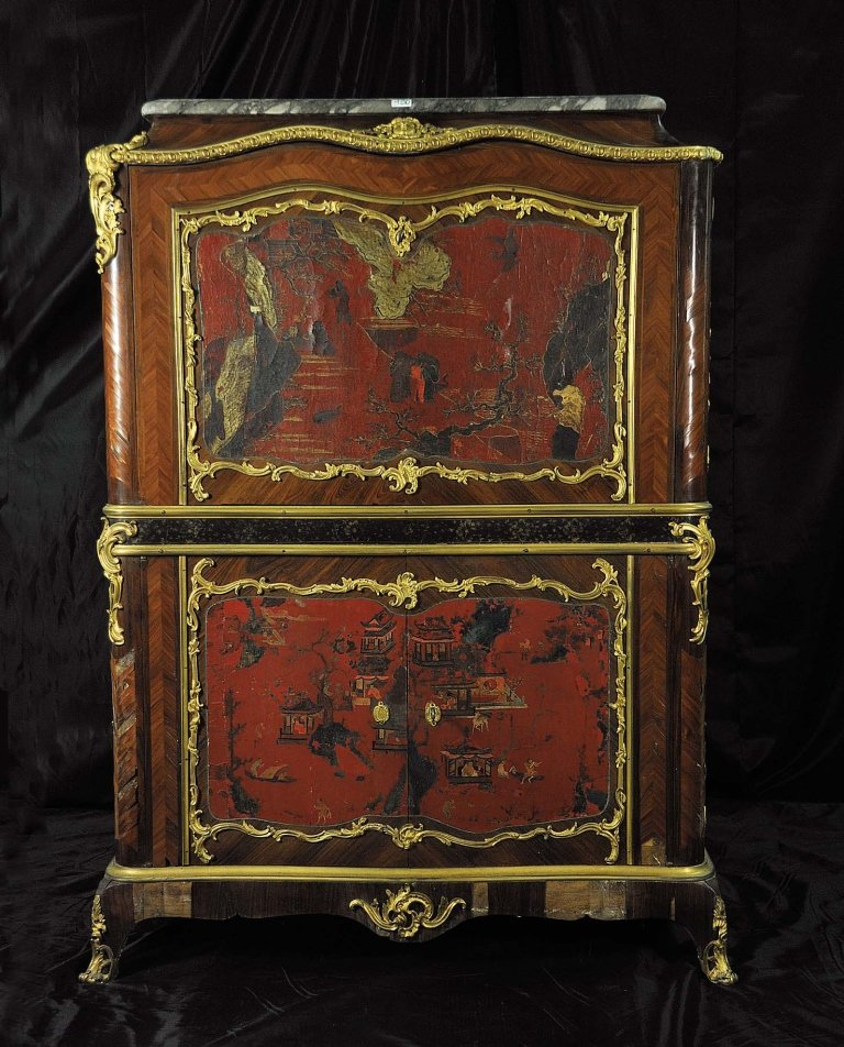Southern folk artist antiques dealer collector the for French chamber