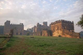 Gondar Fasil Ghebi Recinto