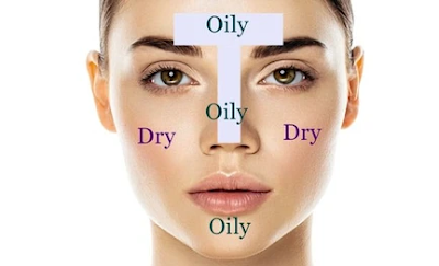 Main rules of care for combination skin