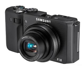 Câmera Digital Samsung TL500