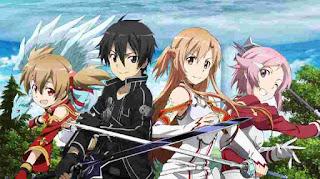 Download Sword Art Online Season I 720p   1080p Dual Audio
