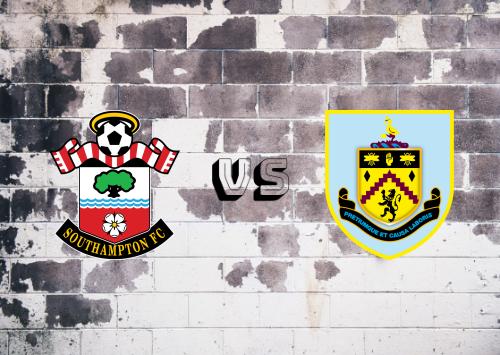 Southampton vs Burnley  Resumen