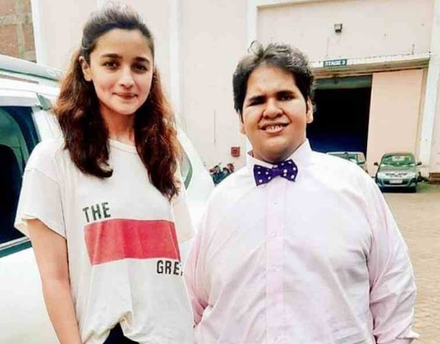 "When Frenchman Chenais met his ""dream girl"" Alia Bhatt"