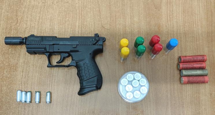 Αλεξανδρούπολη: Σύλληψη για άσκοπους πυροβολισμούς