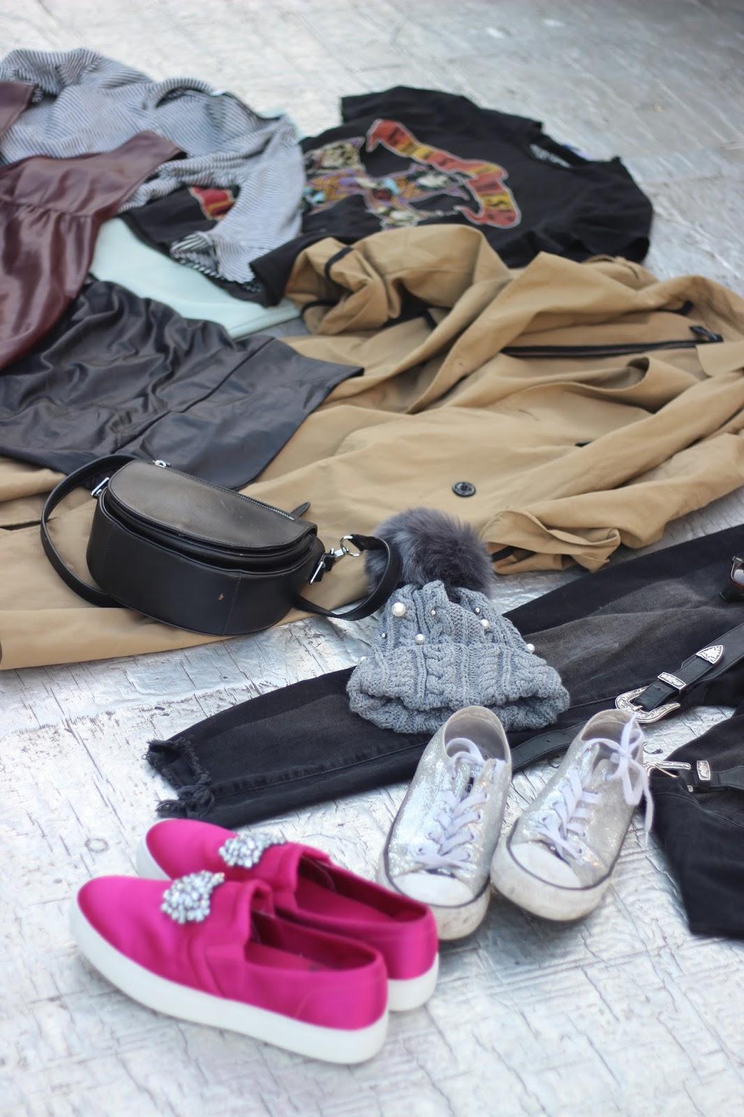 como combinar ropa