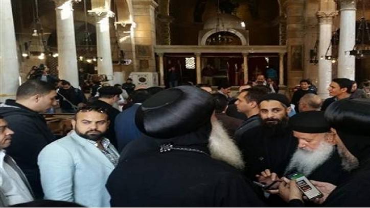 التحريات الأولية تكشف المتسبب في انفجار الكنيسة البطرسية