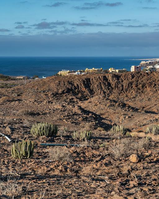 Arco del Coronadero | Wanderung zum größten Steinbogen auf Gran Canaria | Wandern im Barranco Hondo 05