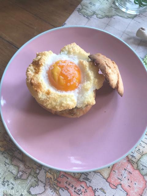 Huevo nube