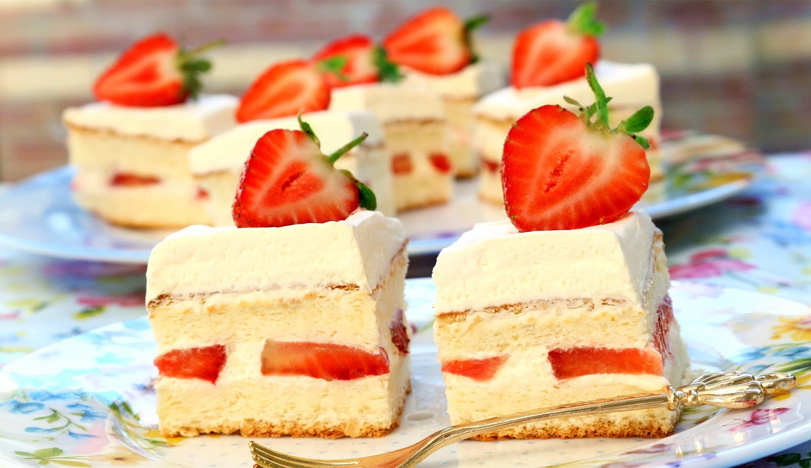 how to make shortcake for strawberry shortcake