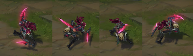 headhunter akali