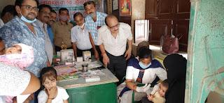 #JaunpurLive : बच्चों के जीवन और भविष्य की सुरक्षा के लिए सबसे प्रभावी तरीका है टीकाकरण