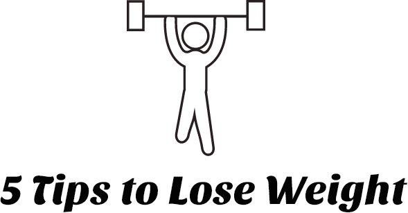 5 Tips to loose weight the healthy way this summer